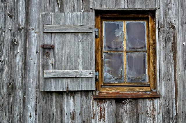 деревянные окна, окна, затвор
