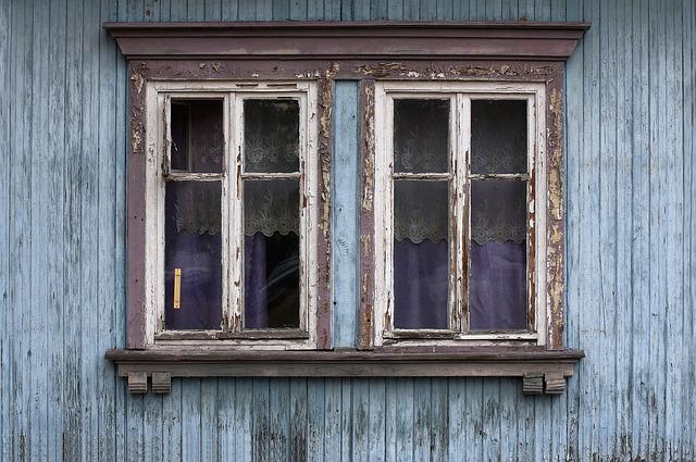 окно, старое окно, деревянные конструкции