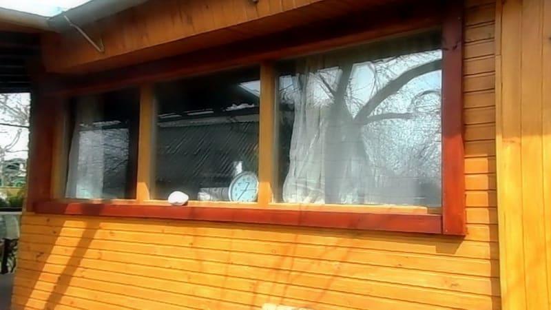 Ремонт старого окна