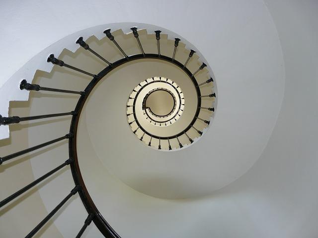 лестница, улитка, маяк