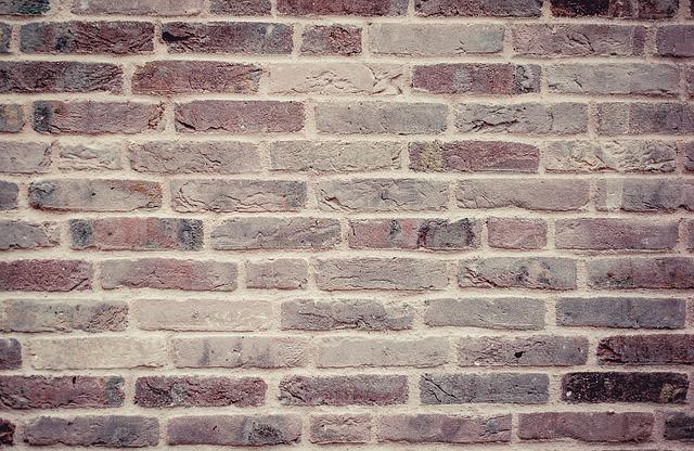 кирпичи, стены, камни