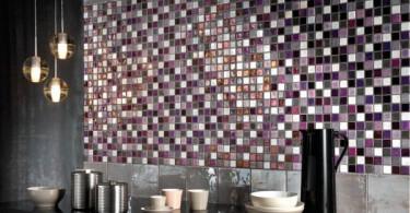 Мозаика для кухни: как приклеить мозаику на кухне своими руками?