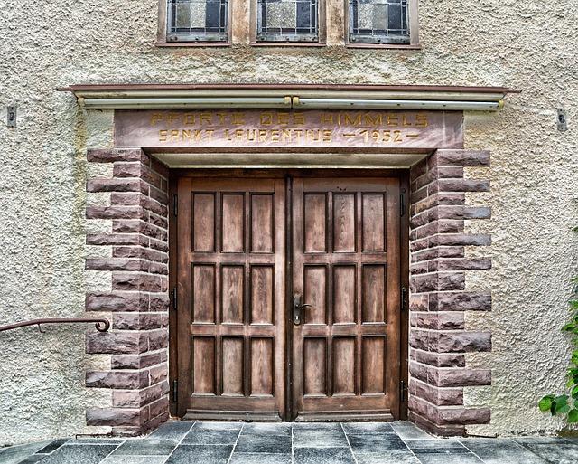шидер schwalenberg, германия, церковь