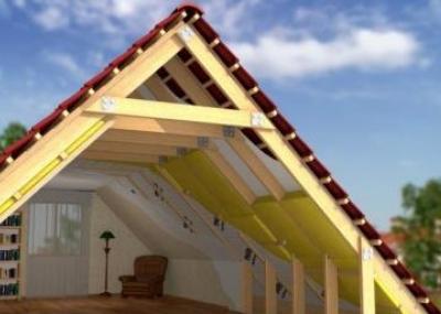 Как выбирать материал для утепления для крыши