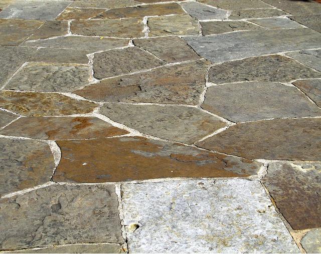 плитка тротуарная бетонная, камень-плитняк ходьбы, дорожка