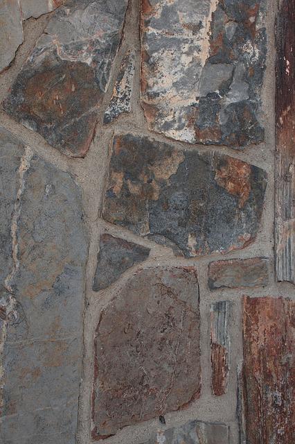 плитка тротуарная бетонная, стены, фон