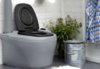 Торфяной туалет для дачи: краткие сведения