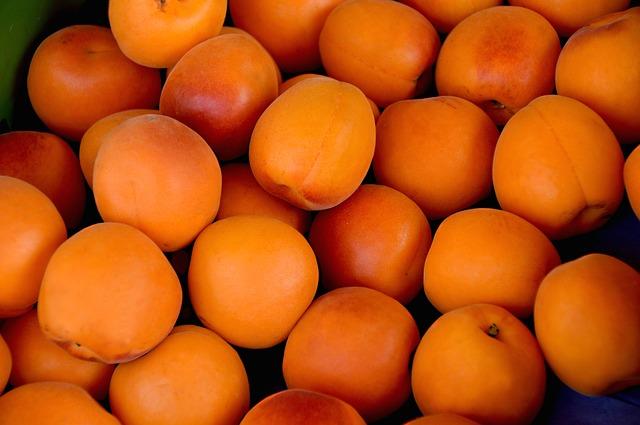 абрикосы, фруктов, delicious