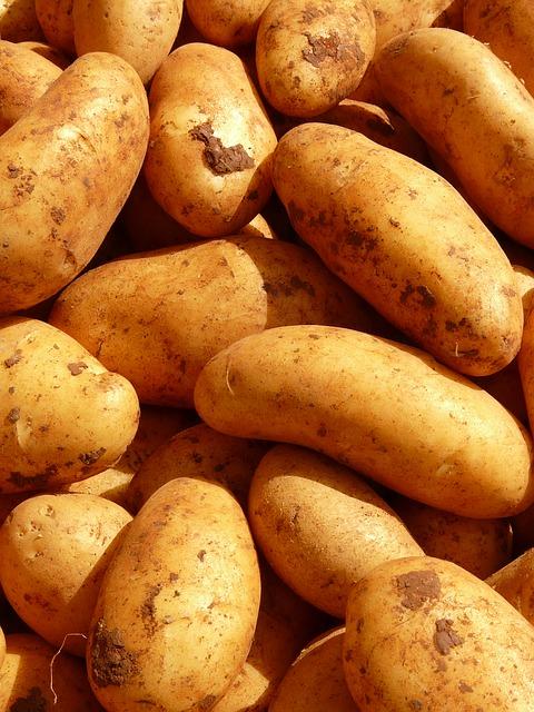 картофель, овощи, картофеля