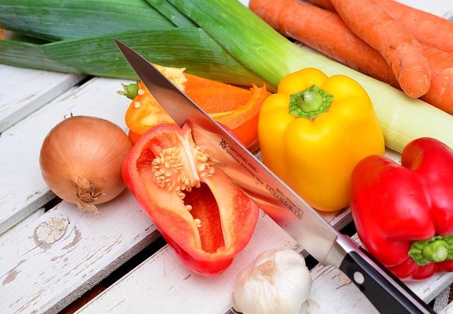 овощи, паприка, светофор растительное